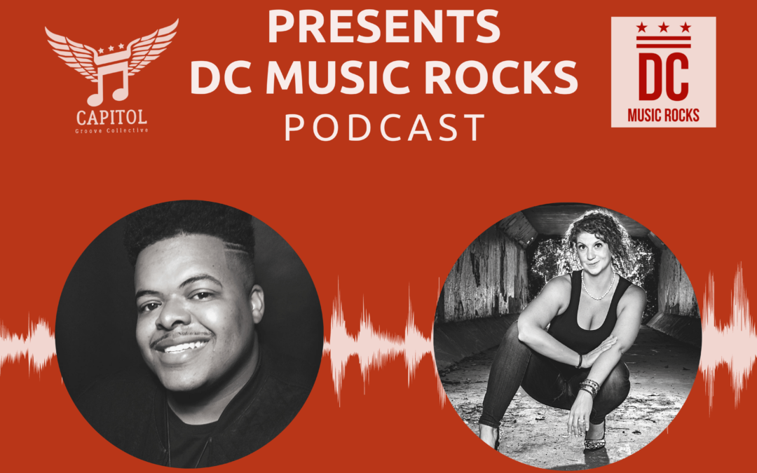 S1E11 – Jarreau Williams hosting, with special guest Lindsay Diles