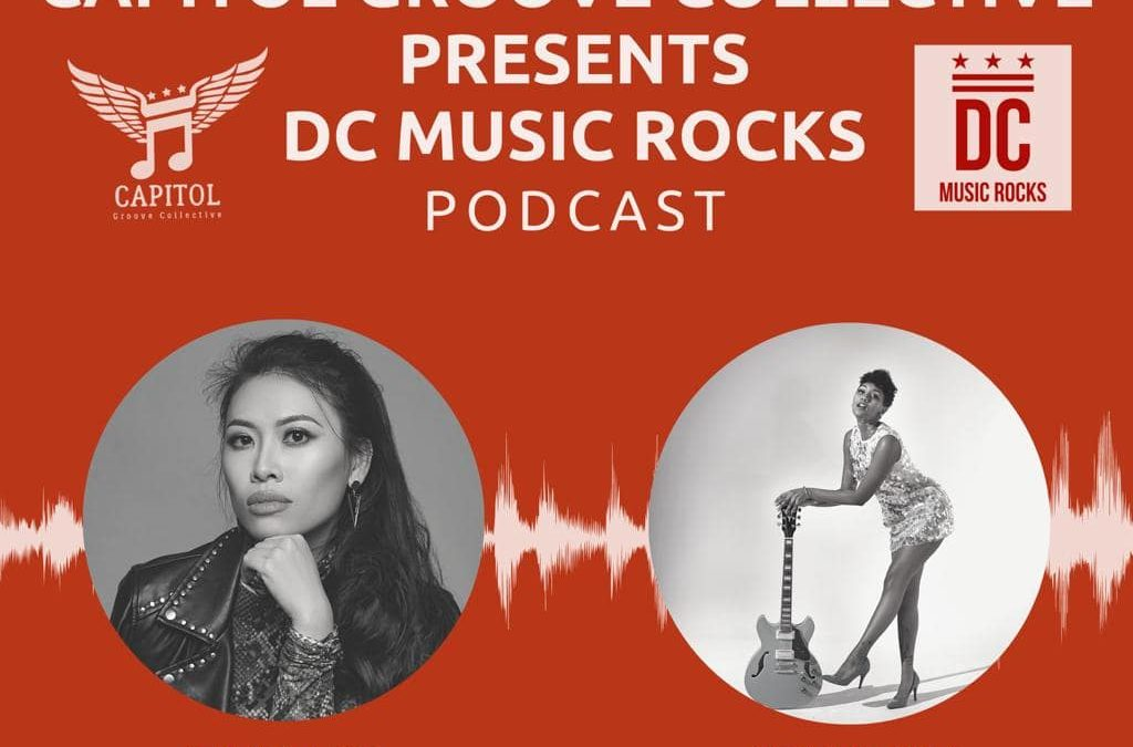 S1E12 – Ting Lin hosting, with special guest Ari Voxx